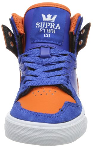 nbsp;K Bow s11209 enfant KIDS Supra Blau Vaider Orange Blue White Baskets mixte qtRPxExn