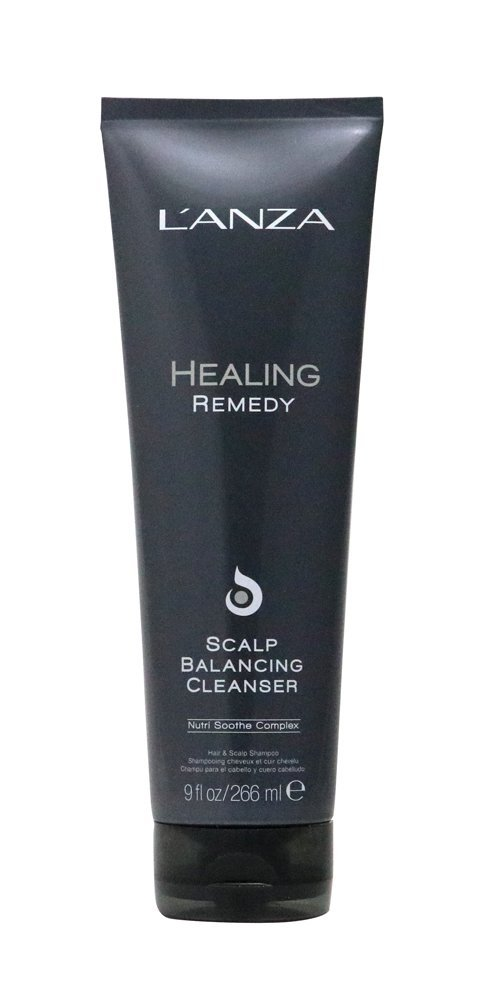 L'ANZA Healing Remedy Scalp Balancing Cleanser, 9 Fl Oz