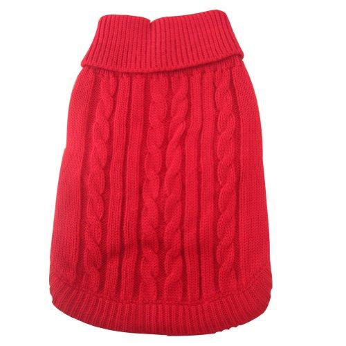 Tangpan-Turtleneck-Classic-Straw-Rope-Pet-Dog-Sweater-Apparel