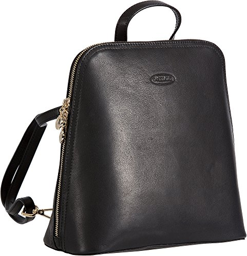 Urbana Leather Convertible Backpack Purse by Overland Sheepskin Co