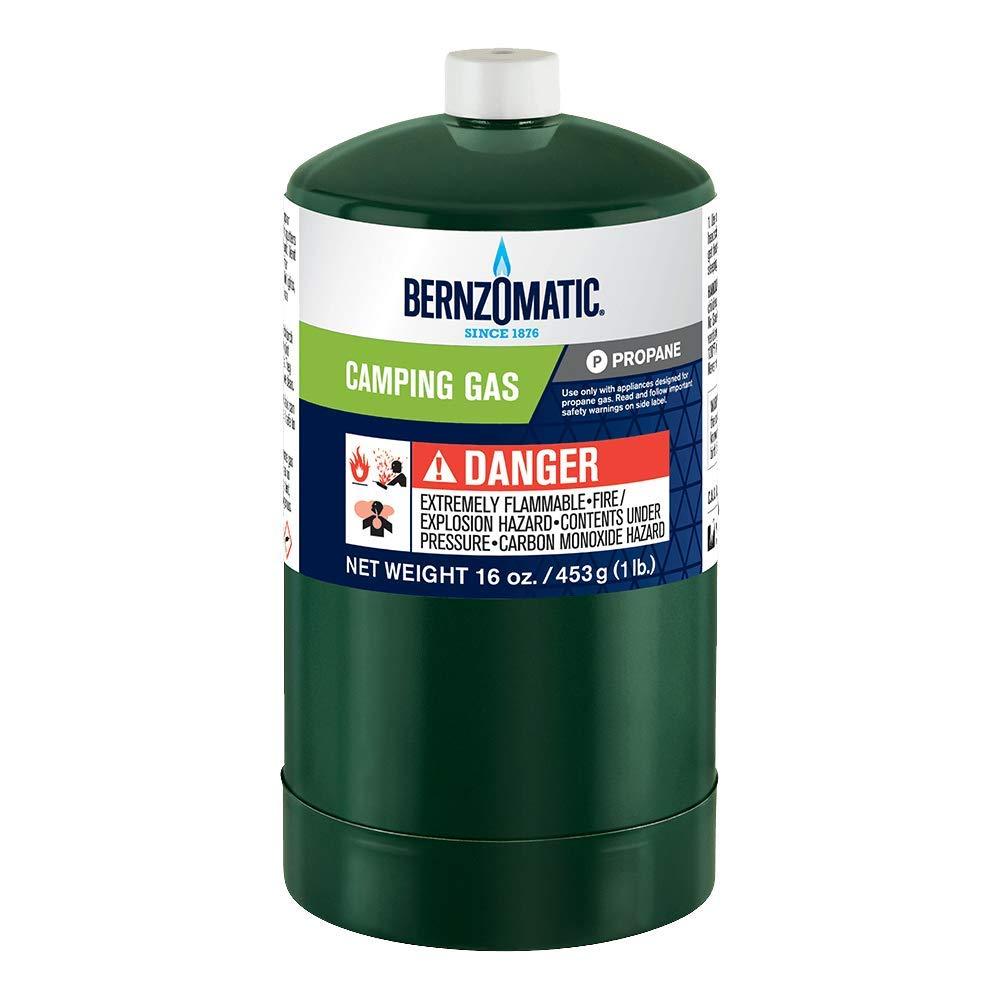 Worthington 310805 2487725 16.4 oz Propane Cylinder, Disposable, 12 Per Case by Worthington