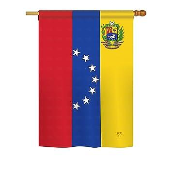 """Venezuela bandera de tamaño grande 28 """" ..."""