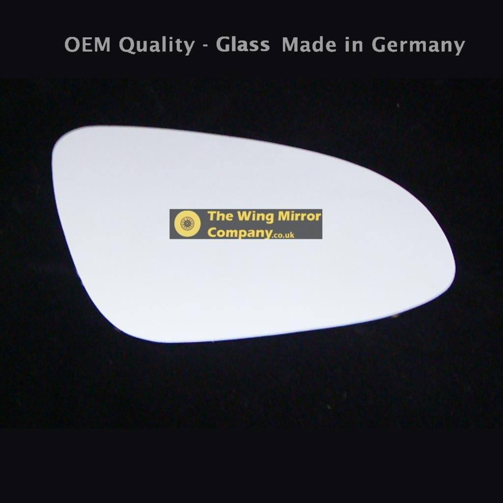 Silver Wing / Door Mirror Glass RH(Driver Side) OEM-WMC