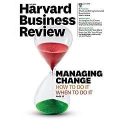 Harvard Business Review, June 2010