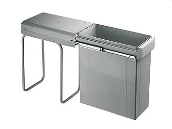 Wesco Big Boy 40 755640 85 Einbau Abfallsammler Abfallmulleimer