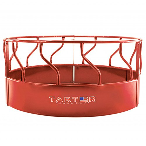 TARTER GATE CO 3 Piece Round Bale Feeder