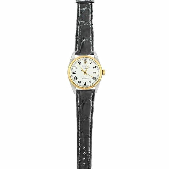 Rolex Datejust 16030 - Reloj automático, automático, automático, automático, con certificado de
