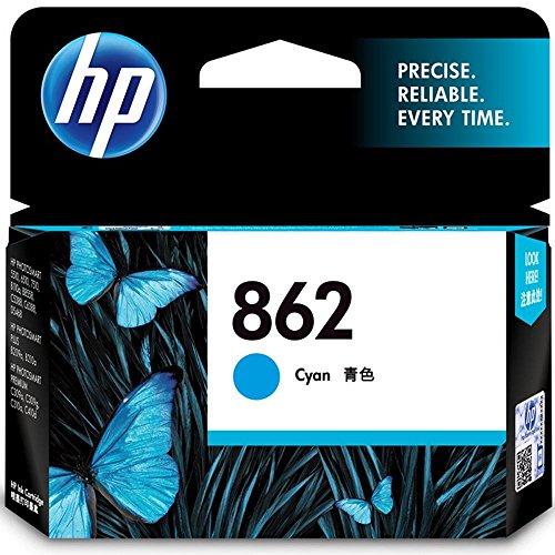 HP 862 Ink Cartridge, Cyan