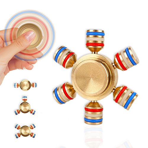 JouerNow Glowing Hexagon Spinner Puzzels product image