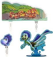 Disney/Pixar Luca The World is Yours DecoSet