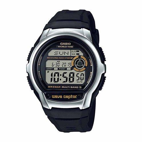 Casio Wave Ceptor Wvm60 9A Wrist Watch