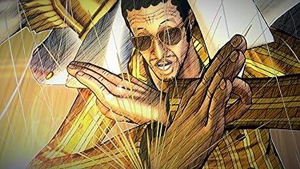 amazon com xxw artwork one piece kizaru borsalino poster flash