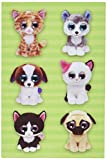 Darice Pet Beanie Boo Wiggle Eye Stickers (12 Pack)