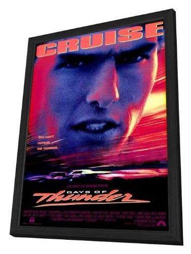 Days of Thunder - 27 x 40 Framed Movie Poster