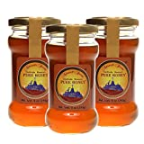 Cheap Pure Natural Israeli Honey, Kosher, Holy Land Gifts From Nazareth Israel, 8.8 Ounce Each, 3 Jars