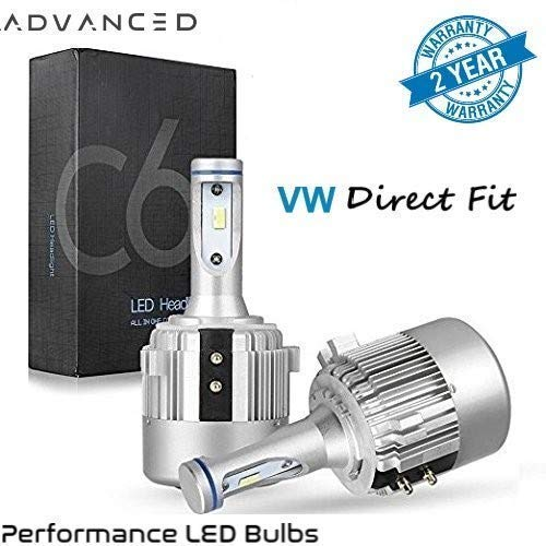 (Performance LED Conversion for Volkswagen (H7))