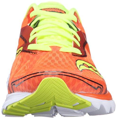 Zapatillas de running SAUCONY KINVARA 7 ORANGE/CITRON/BLACK