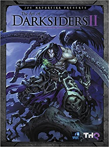 Darksiders Concept Art Book Pdf