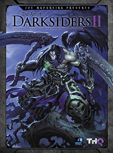 Image of The Art of Darksiders II (Art of Darksiders SC)
