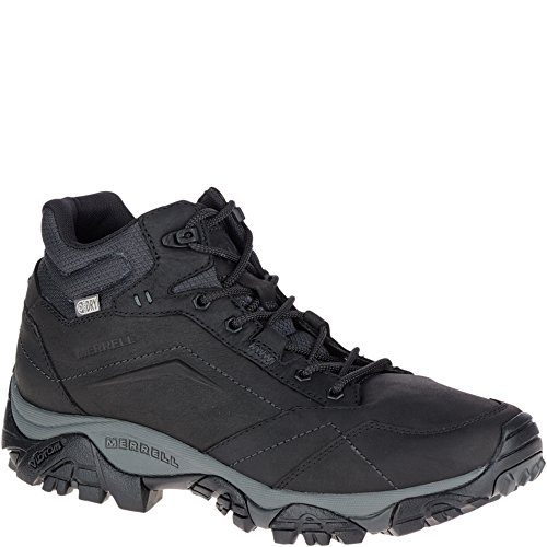 Image of Merrell Men's Moab Adventure Mid Waterproof Hiking Boot