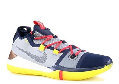Nike Kobe Ad, Zapatillas de Baloncesto para Hombre, (Sail 100 ...