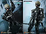 Hot Toys Metal Gear Rising Revengeance Video Game Raiden 1/6 Scale 12