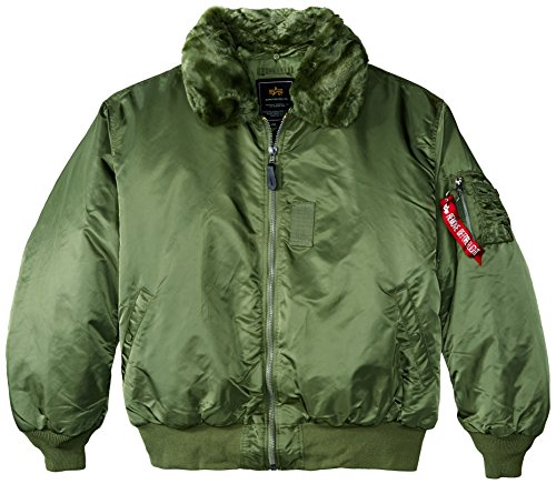 Industries Men's Alpha 15 Nylon Sage B Flight dOxPx7