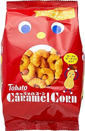 Tohato Caramel Corn Original 2.82oz/80g (3pack)