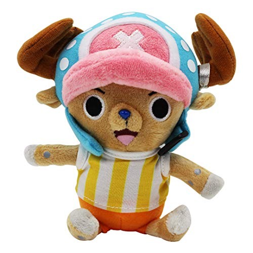 ABYstyle One Piece - New World Chopper Rumbling Plush, 6 Inches