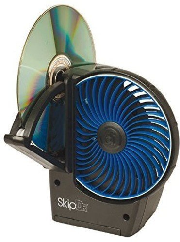 (Digital Innovations SkipDr DVD and CD Motorized Disc Repair)