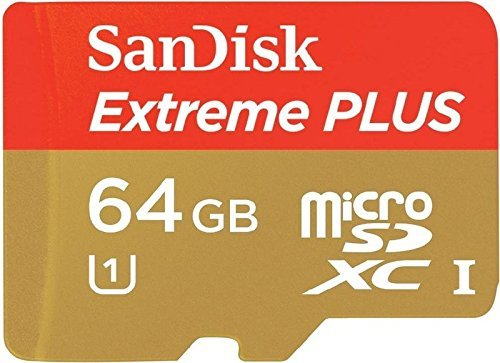 SanDisk EXTREME PLUS (80MB/S) Sony Ericsson LT28at 64GB MicroSDXC Card is Custom formatted for high speed flawless data transfer while providing absolutely no loss or delayed recording times! Professional Standard SD Adapter Included. (Up to 80MB/s Read, 533X, Up to 50MB/s Write, UHS-1)