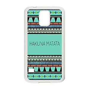 LIUHAOJUN Phone case Case-Style-12 -Best Wishes - Quotes Protective Back Case For Samsung Galaxy S5