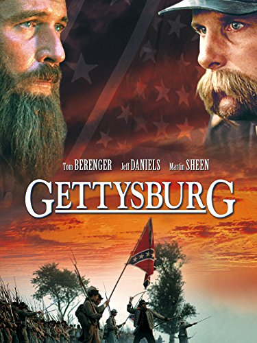 amazon com  gettysburg  tom berenger  jeff daniels  martin