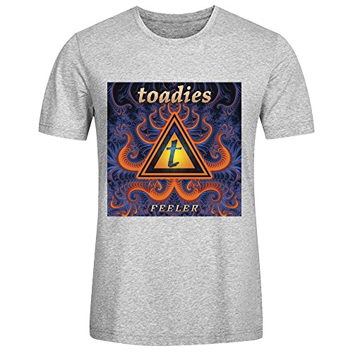 Toadies Feeler Men T Shirts Grey (Kit Indulgence)