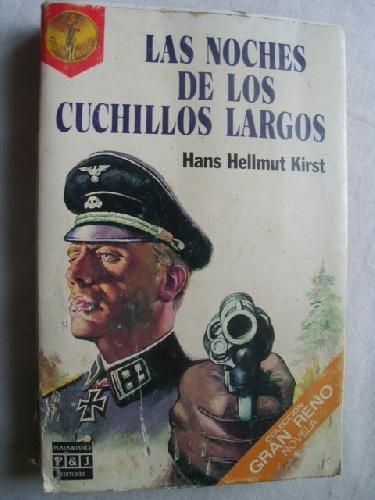 LAS NOCHES DE LOS CUCHILLOS LARGOS: Amazon.es: Hans Hellmut ...