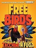 free birds - tacchini in fuga (3d) (blu-ray 3d+dvd) blu_ray Italian Import
