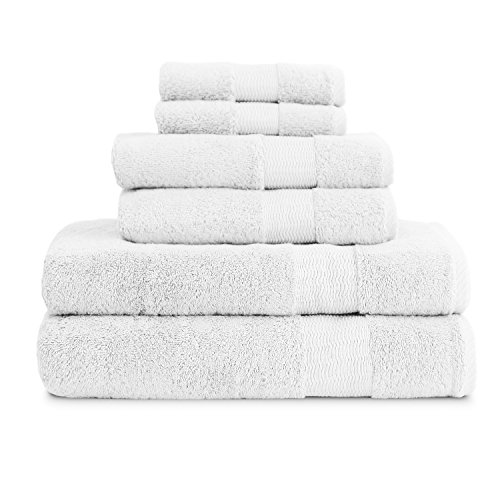 luxor-linens-6-piece-bathroom-towel-set-bamboo-collection-super-soft-fade-resistant-egyptian-cotton-