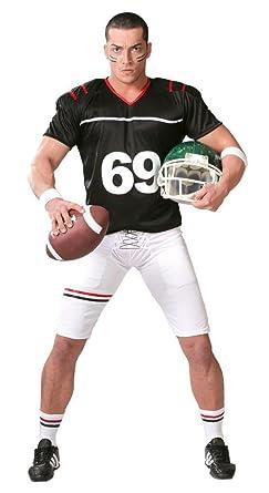 Guirca Disfraz de Quarterback - Hombre 3802ceaa3ea