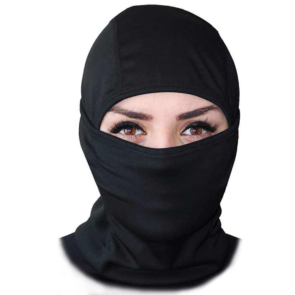 Bibetter Balaclava -Windproof Breathable Mask, Warm Face Mask for Cold Weather Sport Outdoor Activities, For Sport Bike Bicycle Motorcycle Ski BI0007