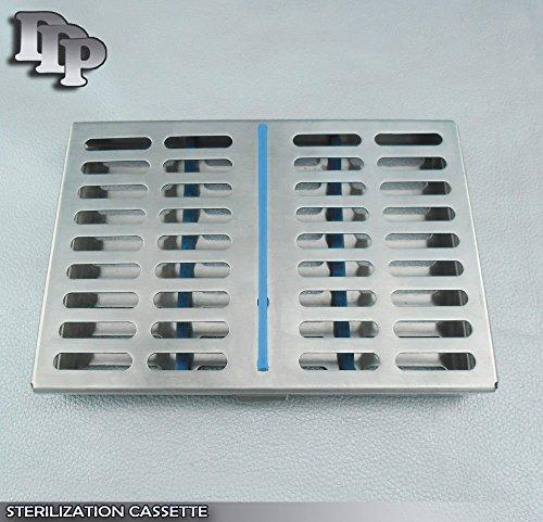 DDP STERILIZATION CASSETTE RACK TRAY BOX FOR (Rack Cassette)