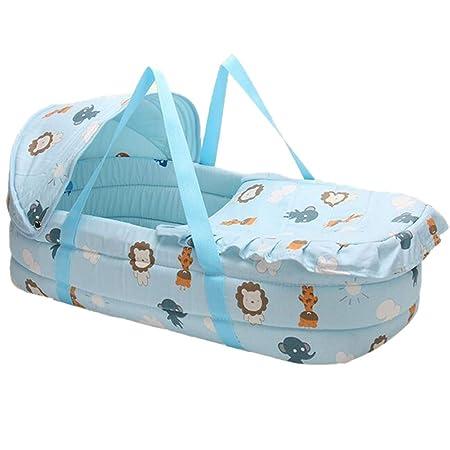 Canasta Para Bebe Recien Nacido.G Moses Basket Gouo Canasta Portatil Para Bebes Canasta