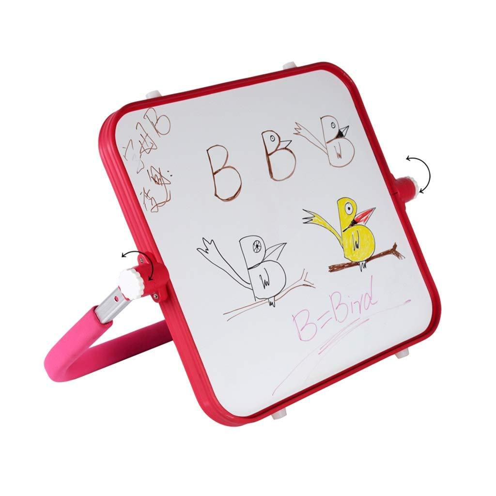 家庭の子供の描画ボード両面磁気ボードブラケットタイプイーゼル多機能ホワイトボード Red, (Color : Red, Red Size : 54 :* 46.5cm) 54*46.5cm Red B07GZKLT7Y, LIFE PUZZLE:ec3e40c5 --- ijpba.info