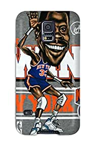 Hot 5272476K413818458 new york knicks basketball nba NBA Sports & Colleges colorful Samsung Galaxy S5 cases