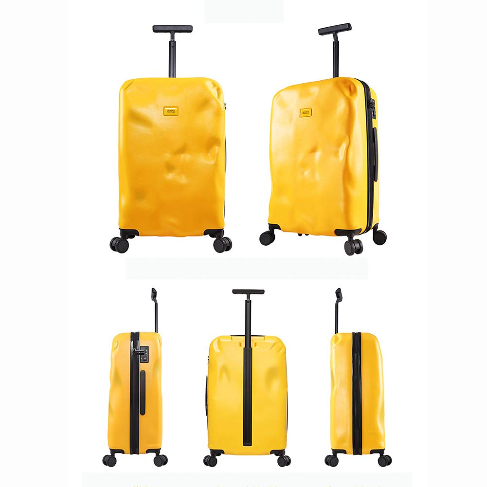 93bd45b5a477 Amazon.com: MZTYX Us Ultra-Light Broken Shape Luggage, Personalized ...