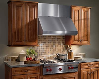 Broan 36W in. E Series Wall Mounted Range Hood