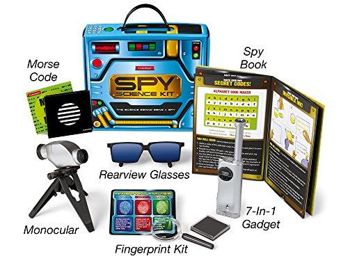 Lakeshore Spy Science