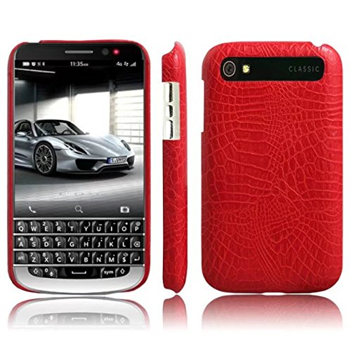 blackberry classic case red - 2