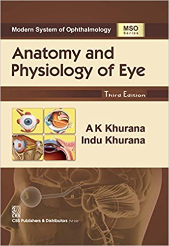 Buy Anatomy Physiology Eye 3e Book Online at Low Prices in