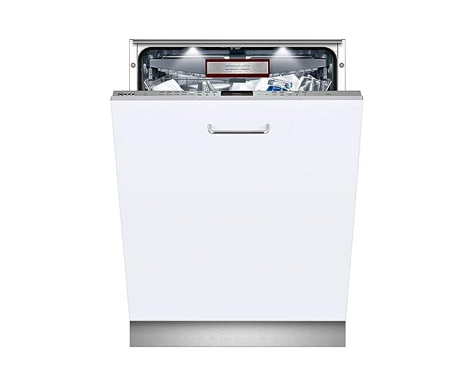 Neff S727P70Y0G Totalmente integrado 13cubiertos A+++ lavavajilla ...