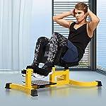homcom-Squat-Machine-Multifunzione-3-in-1-Regolabile-Sit-Up-Push-Up-per-Il-Fitness-Fianchi-e-Gambe-Acciaio-PVC-Eva-71-x-108-x-46-58-cm-Nero